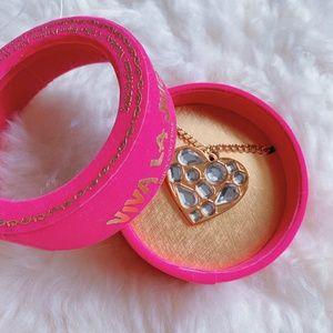 Juicy Couture Solid perfume necklace Viva la Juicy